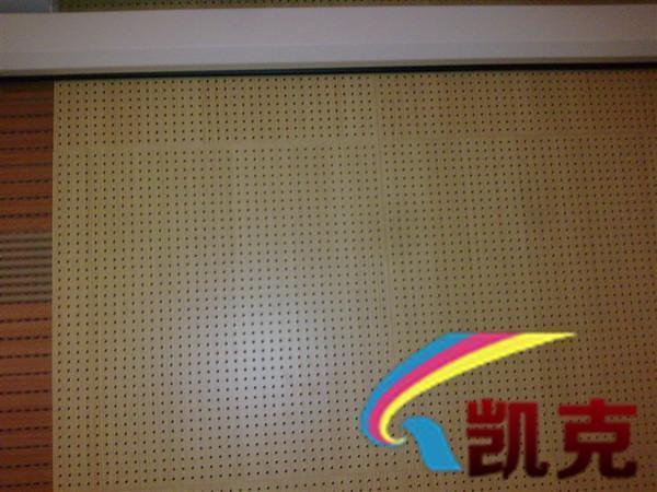 广州市北大资源小学地面隔音减震垫项目安装施工完成图