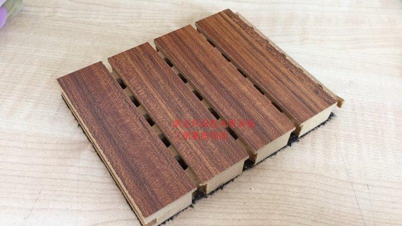 凯克环保松木吸音板三聚氰胺饰面