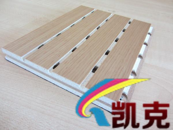 高密度防火环保吸音板