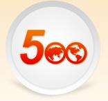 <p>声学材料业内500强企业</p>